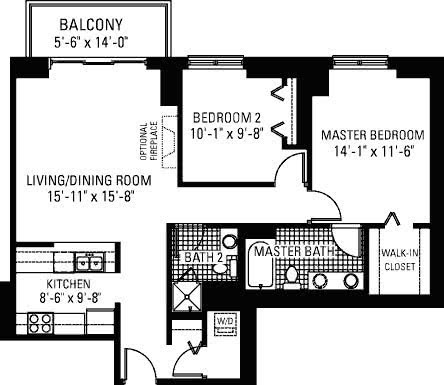 Th St Chicago Floor Plan Th Street Chicago Il 60605