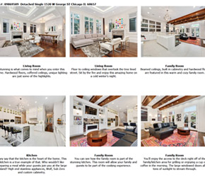 real estate photo captions