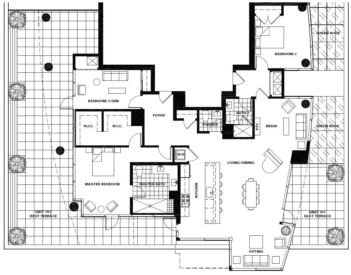 superior 110  chicago  il 60654 river north condominium profile